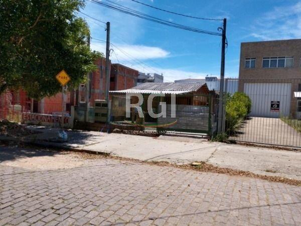 Terreno à venda em Santa maria goretti, Porto alegre cod:TR8490