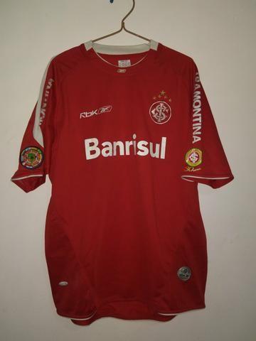 f229ca052d Camisa inter libertadores 2006 colecionador - Esportes e ginástica ...