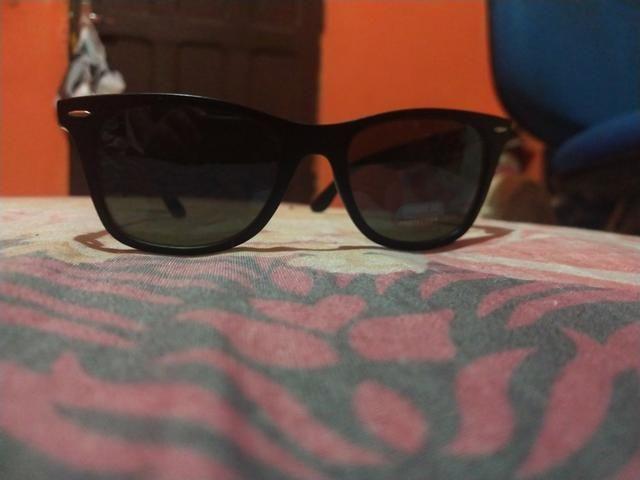 0297f8f5876bd Vendo óculos estilo Ray-Ban ( novo e sem uso ) - Bijouterias ...