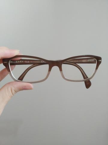 Armação óculos de grau original Rayban - Bijouterias, relógios e ... 17685ed9fa