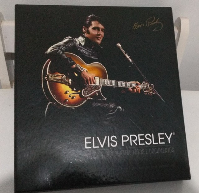 Elvis Presley. Posters, História, Fotos e Documentos (Português) Publifolha