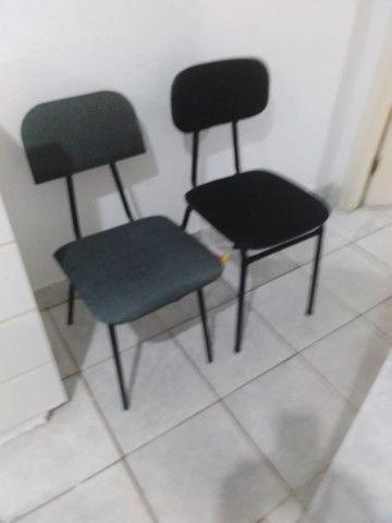 Cadeira simples para escritório