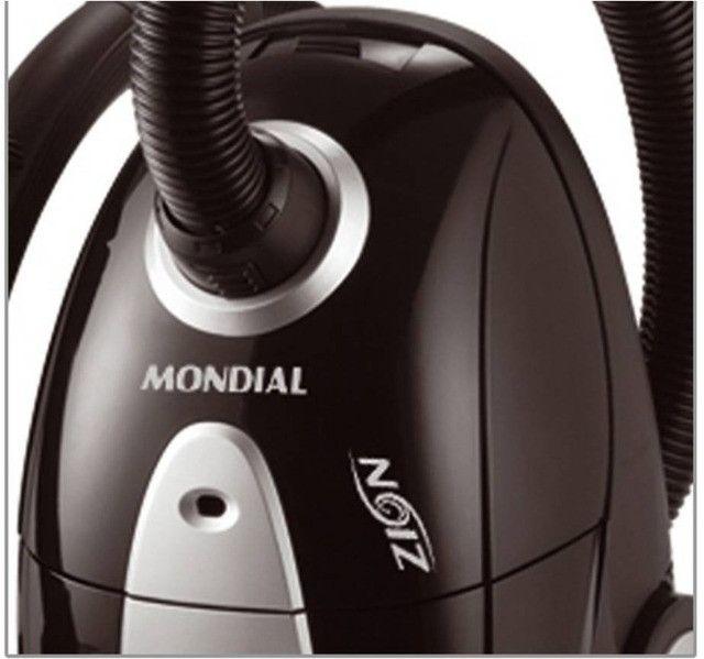 Aspirador Pó Mondial, 220 V com 1500 W de potência - Foto 2