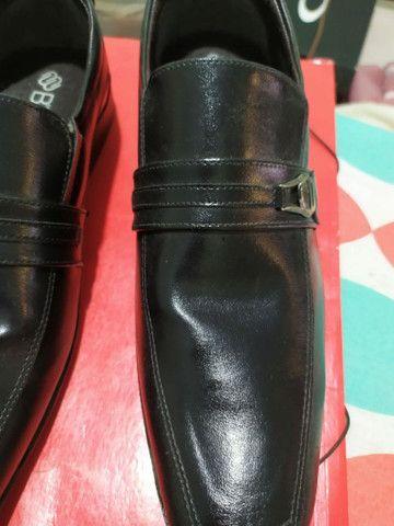 Sapato social Bertelli preto