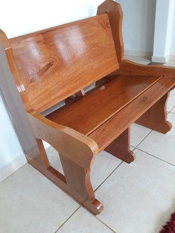 Bancos, Altares e tribunas - Todos os tipos de móveis para igrejas - Foto 4
