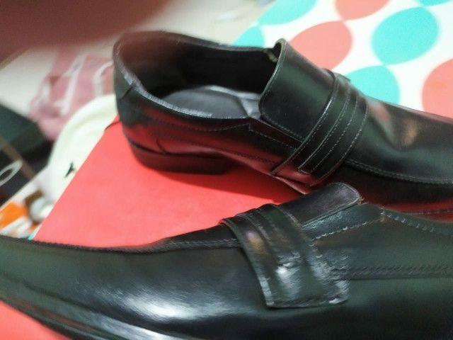 Sapato social Bertelli preto - Foto 4