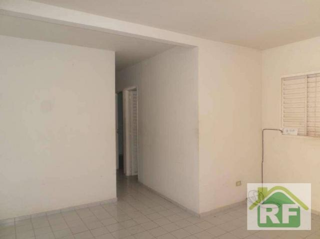 Apartamento com 3 dormitórios para alugar, 70 m² por R$ 600,00 - Parque São João - Teresin - Foto 2