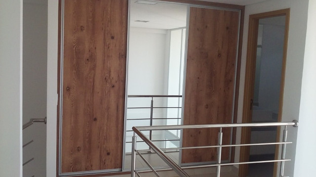 Duplex (LOFT) com 01 Suite no Residencial Lozandes Live Tower montado em armários - Foto 8