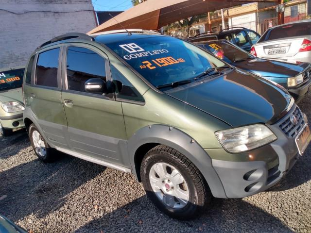 Fiat Idea Advent./ Adv.LOCKER 1.8 mpi Flex 5p