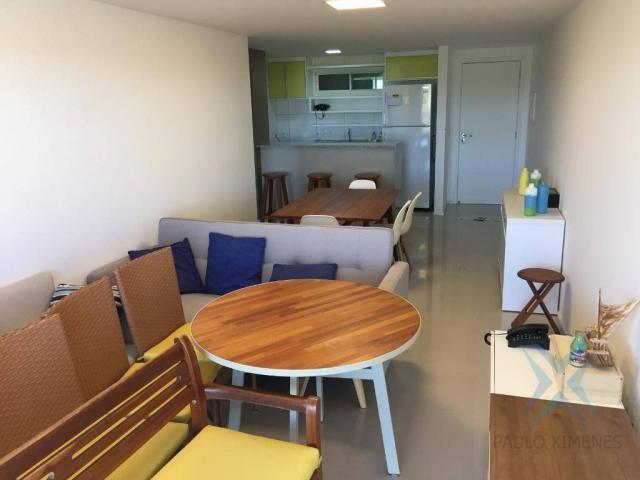 Apartamento Solarium, com 3 dormitórios à venda, 87 m² por R$ 450.000 - Porto das Dunas -  - Foto 7