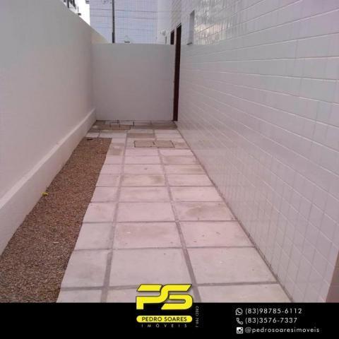 Apartamento com 2 dormitórios à venda, 60 m² por R$ 110.000 - Paratibe - João Pessoa/PB - Foto 9