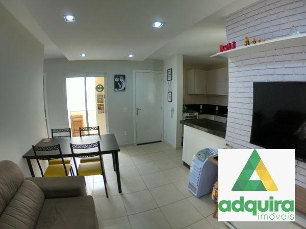 Apartamento com 2 quartos no Residencial Alexandria - Bairro Jardim Carvalho em Ponta Gro - Foto 2