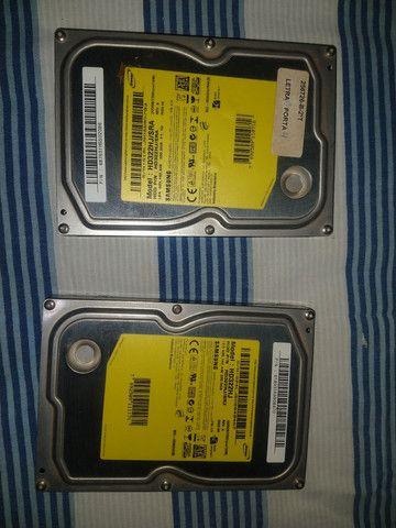 2 HD Samsung 320 GB cada - Foto 3
