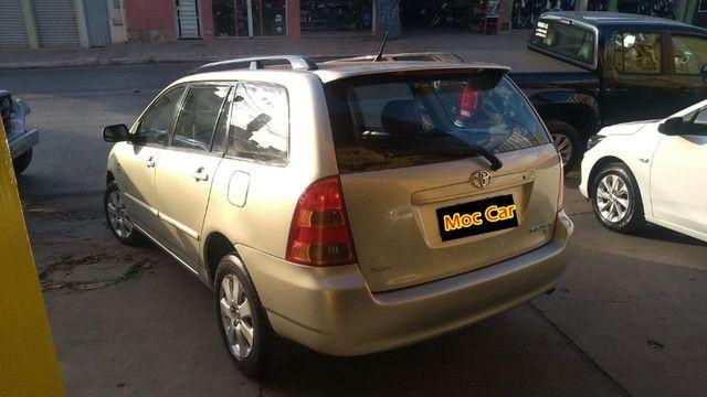 Corolla Fielder xei 1.8 flex aut. 2008 - Foto 7