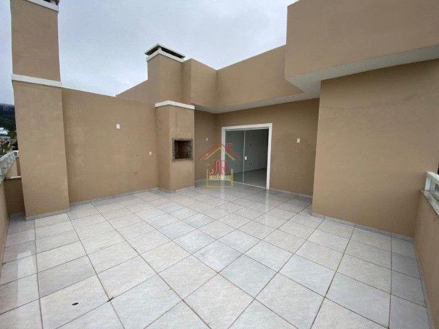 Bela Cobertura com três dormitórios sendo uma suíte, banheiro social - Foto 11