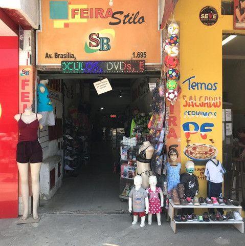 Aluguel loja Avenida Brasília