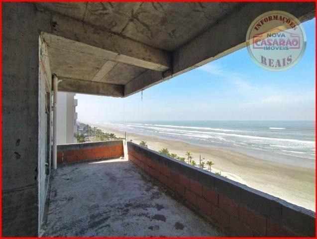 Apartamento com 1 dormitório à venda, 42 m² por R$ 212.150,00 - Balneário Flórida - Foto 3