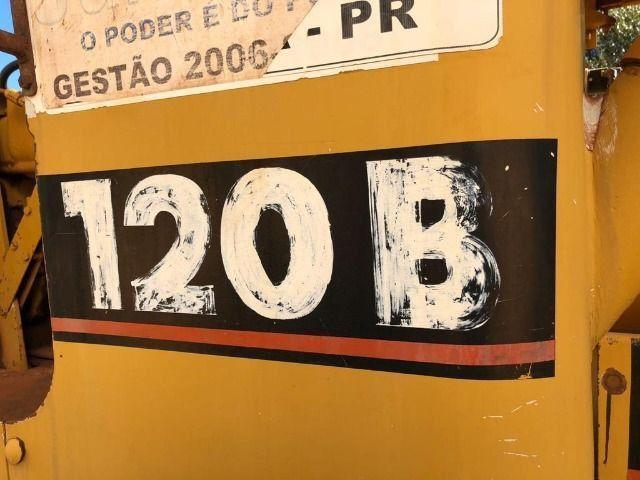 Motoniveladora Cartepillar 120B ano 1979 - Foto 6