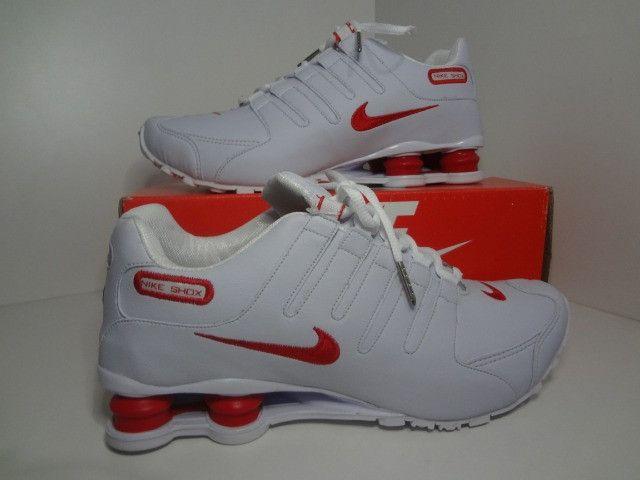 Nike Shox Aceitamos Cartões Auxílio Caixa Tem - Foto 3