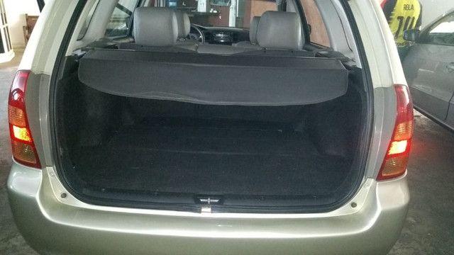 Corolla Fielder xei 1.8 flex aut. 2008 - Foto 10