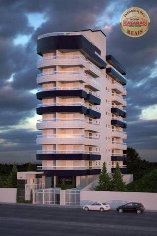 Apartamento com 1 dormitório à venda, 53 m² por R$ 275.222,52 - Vila Guilhermina - Foto 4