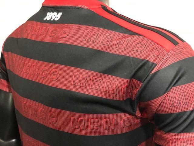 Camisa CR Flamengo 1 19/20 Torcedor - Foto 6