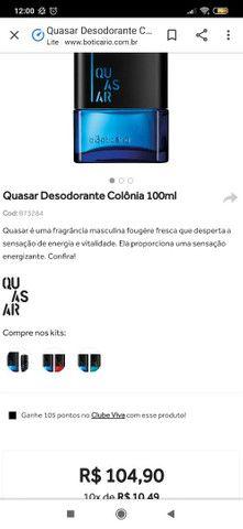 Perfume Quasar - Foto 5