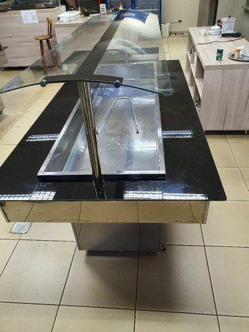 Buffets quente e frio (SEMINOVOS) - Foto 2
