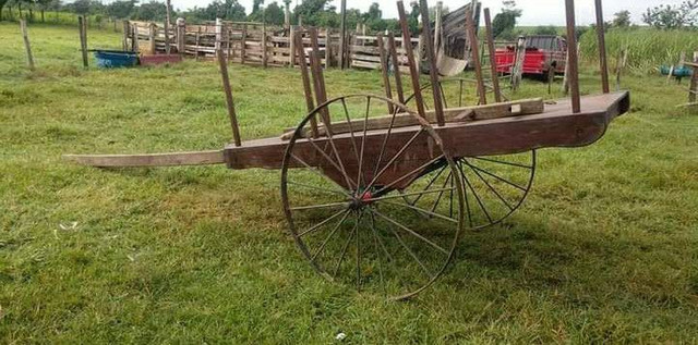 Carro de boi carretao *  - Foto 2