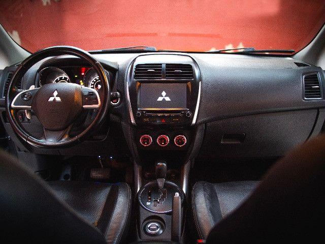 Mitsubishi ASX 4x4 2015 Unico Dono - Foto 5