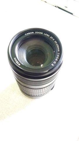 Lente Canon 55-250mm - Foto 2