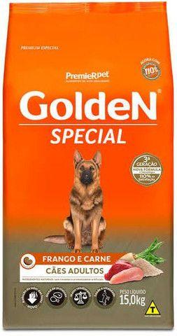 Ração Golden Special 15kg 109,90