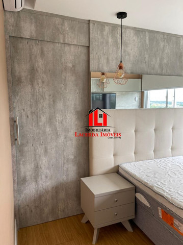 Mundi Resort, 96m², Mobiliado 100%, 14º andar, 3 quartos/suíte, 3 vagas - Foto 12