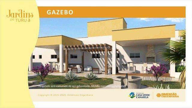 Lançamento Cond. Jardins do Turu III - Aptos c/ 2 qtos - Blocos com Elevadores - Foto 10