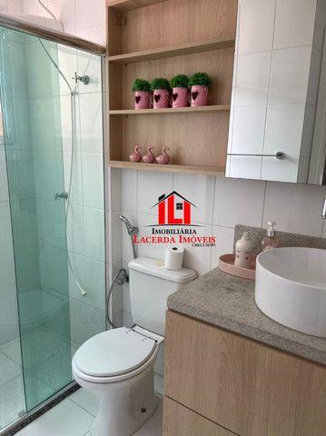 Mundi Resort, 96m², Mobiliado 100%, 14º andar, 3 quartos/suíte, 3 vagas - Foto 15