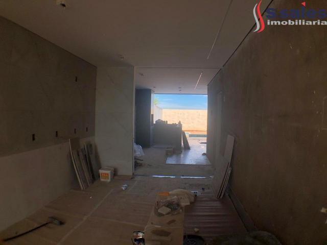 Linda Casa em Vicente Pires com 03 Suítes - Lazer Completo! Brasília DF - Foto 13