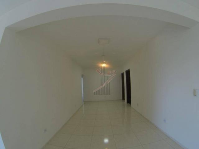 Apartamento com 4 dormitórios para alugar, 181 m² por R$ 1.650,00/mês - Centro - Foz do Ig - Foto 5