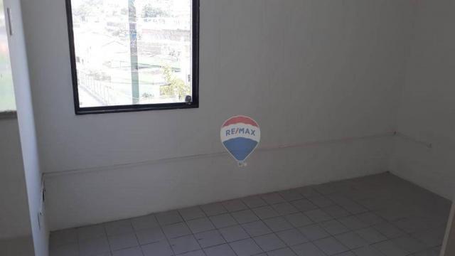 Apartamento com 3 dormitórios para alugar, 86 m² por R$ 900,00/mês - Boa Vista - Garanhuns - Foto 7