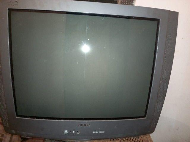Tv tubo e fogão  - Foto 3