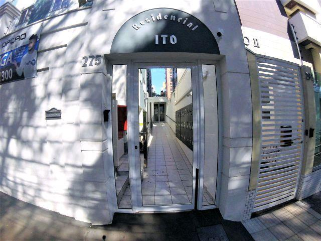 Locação   Apartamento com 27.98m², 1 dormitório(s), 1 vaga(s). Zona 07, Maringá - Foto 2