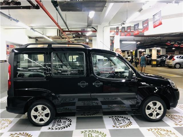 Fiat Doblo 1.8 mpi essence 7l 16v flex 4p manual - Foto 4