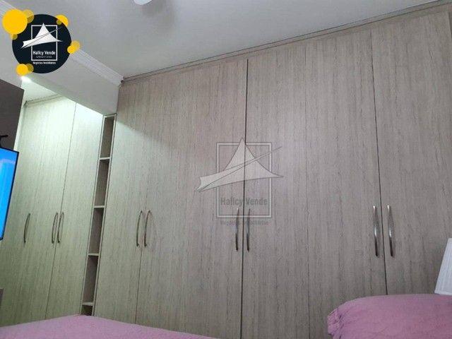 Apartamento com 3 dormitórios à venda, 150 m² por R$ 500.000,00 - Goiabeiras - Cuiabá/MT - Foto 9