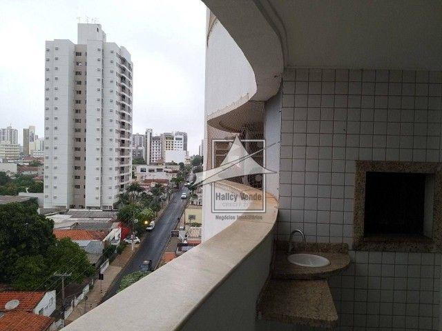Apartamento com 3 dormitórios à venda, 135 m² - Ed. Meridien - Goiabeiras - Cuiabá/MT