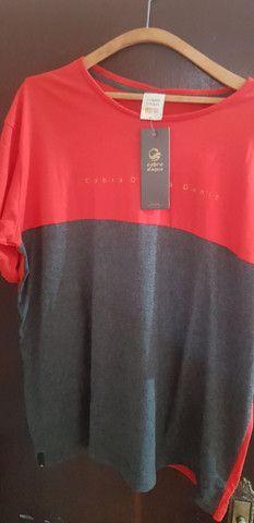 Camisa original da Cobra D'água tamanho g1