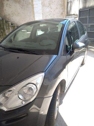Vendo carro C3 2012/2013 teto solar - Foto 2