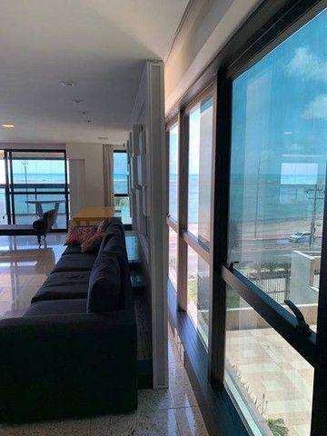 Apartamento para venda possui 349m² com 4 suítes na Orla da Ponta Verde - Maceió - AL - Foto 10