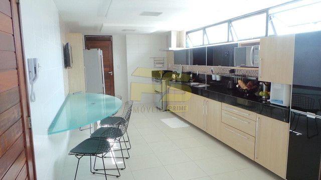 Apartamento à venda com 4 dormitórios em Manaíra, João pessoa cod:psp502 - Foto 5