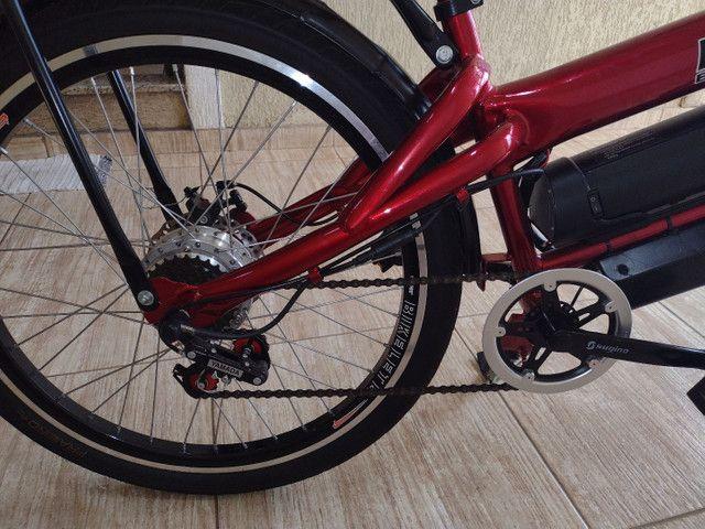Bicicleta elétrica - Super Oferta - Foto 5