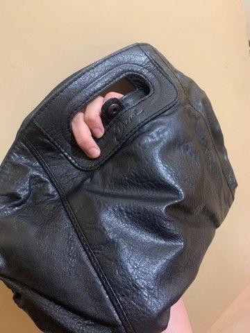 Bolsinha de mão flexível couro sintético da Diesel - Foto 3