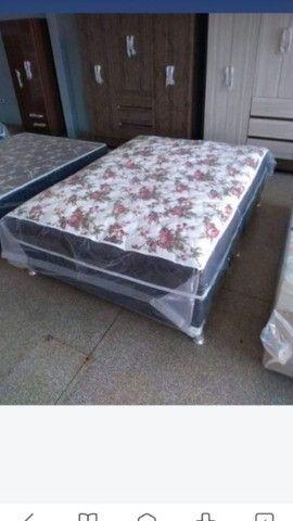 Cama box nova à partir $270.00 modelos whats agora  - Foto 4